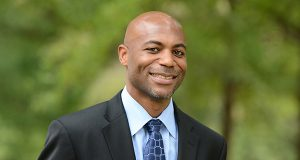 On top of his job and his pro bono work, Erek L. Barron filed to run for the House of Delegates in October. 'I got up really early and went to bed really late,' Barron says. He won the election as well as the death row appeal.