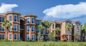 Continental Realty Corp. purchased the Sierra Grande Apartments in Naples, Florida for $44.25 million (Courtesy Continental Realty Corp.)