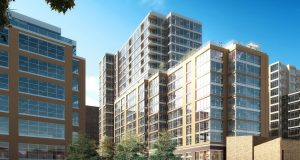 Panel approves Point Street Apartment plans
