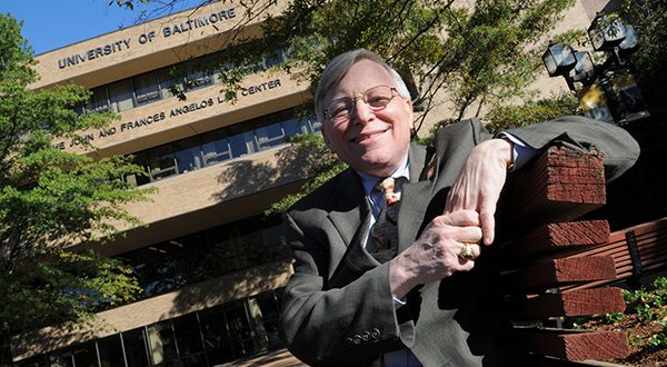 Byron L. Warnken, a criminal defense attorney and professor at the University of Baltimore School of Law who wrote a treatise on Maryland criminal procedure, said the high-profile nature of the Freddie Gray case and the circumstances involved make it likely the defense will seek a change of venue. (The Daily Record/Maximilian Franz)