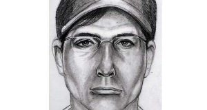 Vi Ripken kidnapping suspect sketch