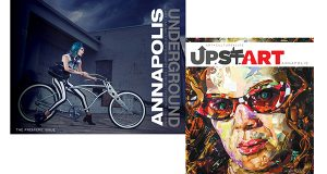 One Annapolis arts magazine sues another