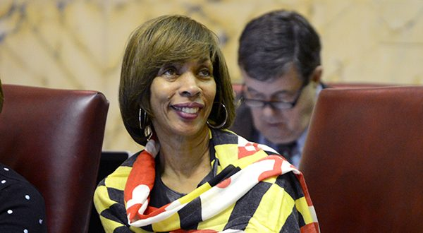 State Sen. Catherine Pugh, D-Baltimore City. (File photo)