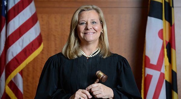 Judge Alison L. Asti: 'This citizenship requirement operates to the disadvantage of a suspect class by discriminating who may be an individual licensee … based on alienage.' (File photo)