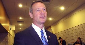 'We now have to adopt policies that allow people to work remotely,' says former Gov. Martin O'Malley, who led the review of government policies for the task force. (The Daily Record/2014 File Photo)