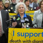 Supporters of right-to-die bill rally in Maryland