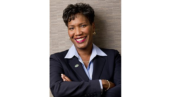 Jeanette M. Mills, who has 25 years with BGE, is one of Hogan's two choices for the PSC, which regulates utilities. (File photo)