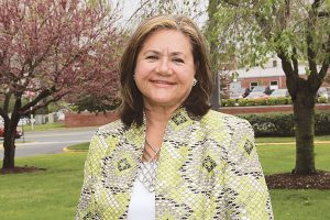 Dr. Peggy Naleppa, MS, MBA, FACHE