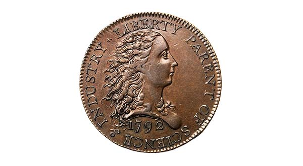 First U S  penny sells for nearly $1 18 million in Baltimore
