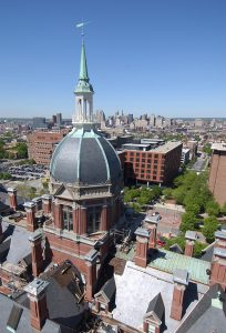 The Hopkins dome. (File)