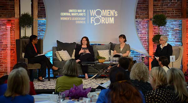 United Way women's forum focuses on social issues