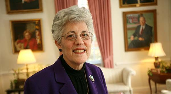 Maryland Treasurer Nancy Kopp. (File)