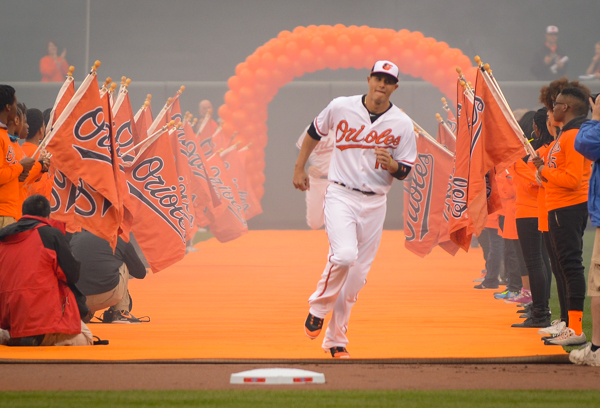 Orioles Opening Day