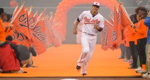 Orioles Opening Day 2015 101MF