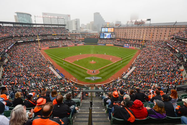 Orioles Opening Day 2015