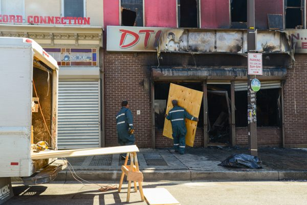 Photos: After the Baltimore riots – Maryland Daily Record
