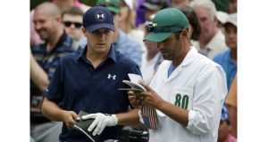 It was impossible to miss the Under Armour logo adorning almost every item of clothing worn by Masters victor Jordan Spieth at this year's tournament. Looks like the sports apparel and fitness company has the sport's newest star.