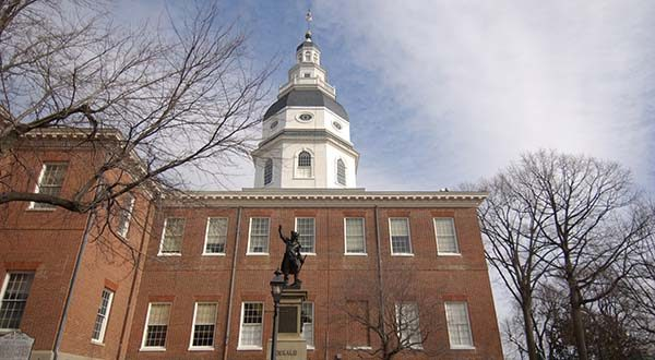 Maryland state house. (File)