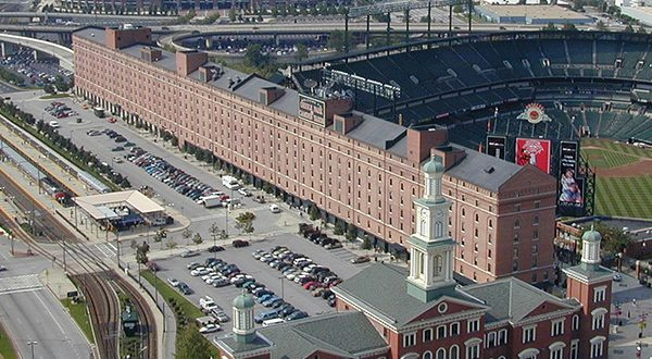 Thee Warehouse at Camden Yards. (File)