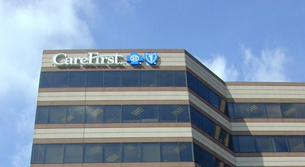 The Carefirst Building in Owings Mills. (file)