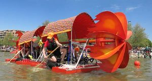 2014 Baltimore Kinetic Sculpture Race