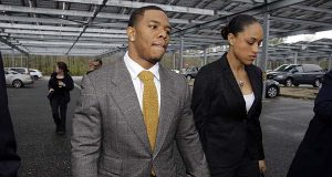 Judge dismisses domestic violence charges against Ray Rice