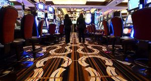 The Horseshoe Casino. (The Daily Record / Maximilian Franz)