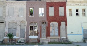 One veteran real estate expert thinks the impact of the April riots on the Baltimore housing market has been overstated. (Maximilian Franz/The Daily Record)
