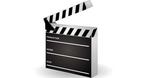 Illustration (movie-clapper-icon_500x500/Flickr / Ilya Sedych / CC BY 2.0 / resized)