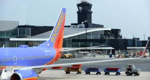 BWI sets annual passenger record