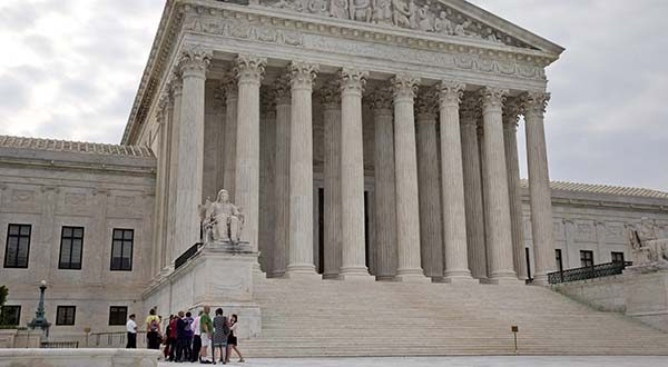 The Supreme Court in June 2015. (AP Photo/Jacquelyn Martin)