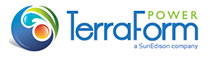 TerraForm Power logo (PRNewsFoto/SunEdison, Inc.)