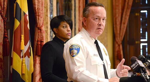 Acting Police Commissioner Kevin Davis. (The Daily Record/Maximilian Franz)