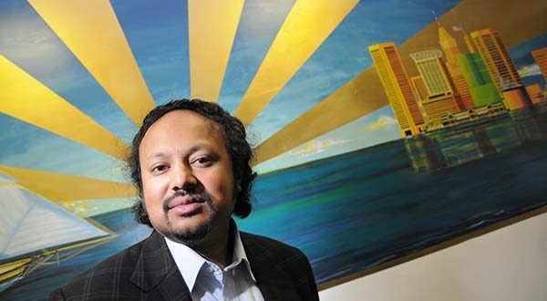Anirban Basu, Chairman and CEO of Sage Policy Group, Inc.  (File)