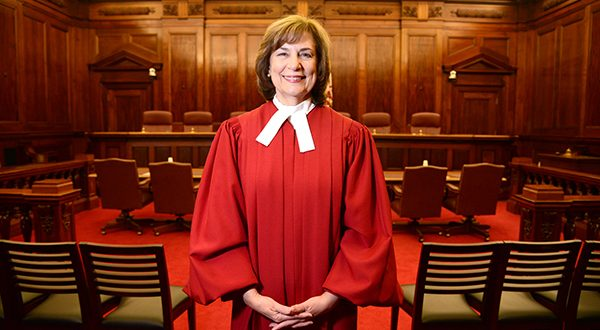 Chief Judge Mary Ellen Barbera, Maryland Court of Appeals.  (Maximilian Franz/The Daily Record / FILE)