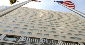 The Hilton Baltimore. (File photo)
