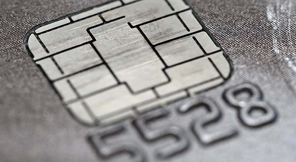 Even as an October 1 deadline approaches to switch Americans over to credit cards embedded with chips, the vast majority still does not have the new cards and only some are using them as intended, a new Associated Press-GfK poll shows. (AP Photo/Matt Rourke)