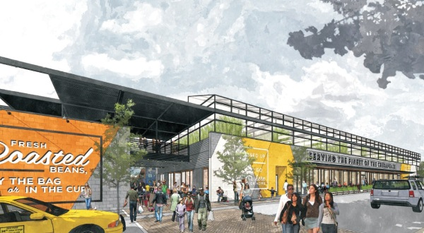 Cross Market Rendering 2