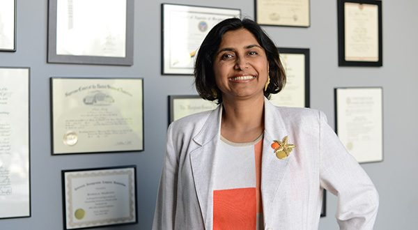 'We are going to do what needs to be done,' says Sheela Murthy, chairwoman of the Maryland Chamber of Commerce's Executive Committee, referring the organization's leadership transition. 'Our legislative agenda is going to continue with laser-sharp focus.' (File photo)