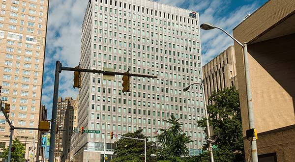 The seller of 300 St. Paul Place in downtown Baltimore was represented by the Cushman & Wakefield Capital Markets team of Cristopher Abramson, Brian Kruger and Nicholas Signor. (Cushman and Wakefield photo)