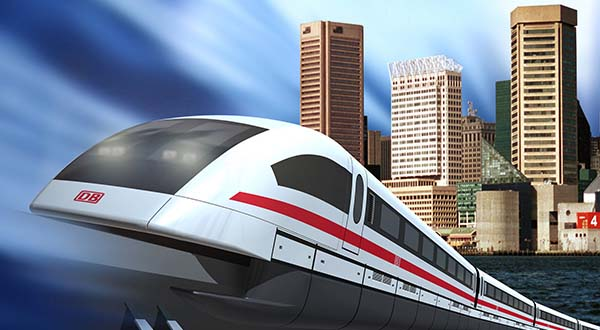 Maglev boosters application for passenger rail franchise approved