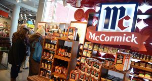 In its second-quarter earnings report in July, McCormick reported $1.02 billion in revenue, just missing the projected mark of $1.03 billion. The company reported earnings per share of 75 cents, compared to the anticipated 68 cents. The company's third-quarter investor's call is scheduled for Oct. 1. (File photo)