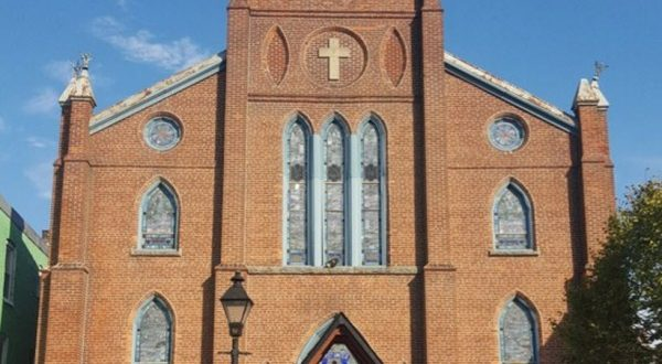 Upper Fells Point church heads to auction