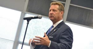 Anne Arundel County Executive Steven R. Schuh. (Bryan P. Sears photo)