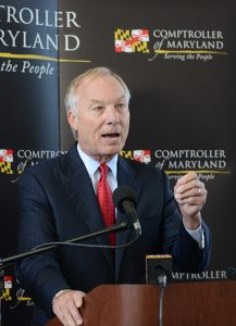 Franchot, Miller exchange heated words over air ...