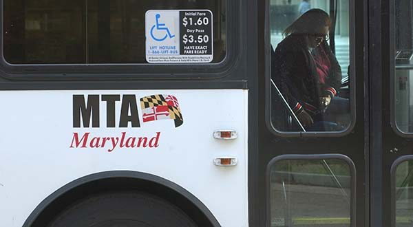 An MTA bus. The bidding process for a lucrative health insurance contract for Maryland Transit Administration employees is being called bad for businesses and uncompetitive by one state official and a lobbyist for an insurance company that did not get the contract. (File)