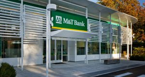 M&T Bank was the No. 1 lender in the Baltimore SBA district with 260 loans for $36.2 million. M&T issued more than 43 percent of the total number of 7(a) loans in the district and increased its number of loans and dollar volume by 10 and 22 percent over the previous fiscal year, respectively. (File photo)
