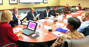 Loyola's Sellinger School hosts cyber security roundtable