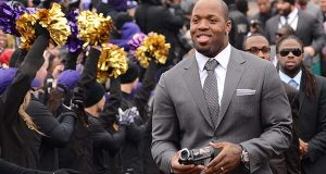 Terrell Suggs (The Daily Record / Maximilian Franz)
