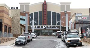 Cinemark Theater at Towson Square. (File)